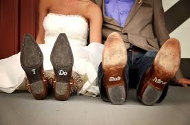 why country music will be played at my wedding