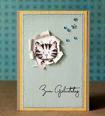 cat card by cat portraits ll078 by arts crafty cards