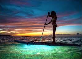 kayak lights for night paddling night sup arawak expeditions
