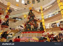 selangor malaysia december 17 beautiful christmas stock photo