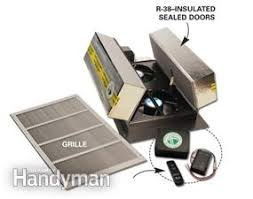 silent whole house fan home air tips family handyman