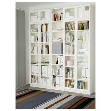 Ikea White Bookcases by Billy Oxberg Bookcase Black Brown 78 3 4x93 1 4x11 3 4