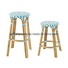 restaurant outdoor bar stools french style bar stools hand crafted french style bistro rattan