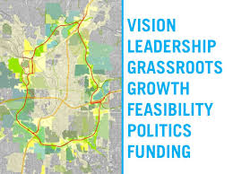 Atlanta Beltline Trail Map by Florida East Coast Greenway A Community For Building And Using