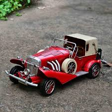 retro classic cars rolls royce model ornaments home accessories