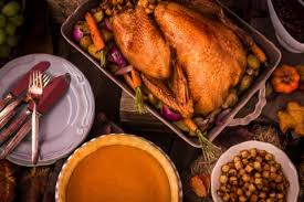 the environmental costs of a thanksgiving meal food and