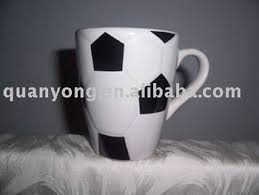 unique coffee mugs football decal printed buy unique football