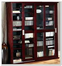 Cd Storage Cabinet With Glass Doors Cd Storage Cabinet Cabinet Cd Storage Cabinet Uk Veseli Me