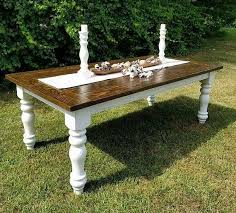 chunky farmhouse table legs unfinished farmhouse dining table legs wood legs turned house