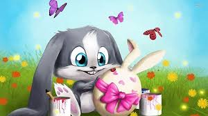 cartoon easter bunny free download clip art free clip art on