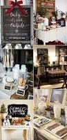Table Centerpieces For Christmas Wedding by Best 25 Christmas Wedding Decorations Ideas On Pinterest Diy