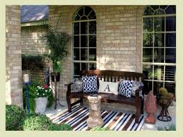 porch decorating ideas appealing house benches primitive front porch decorating ideas pics