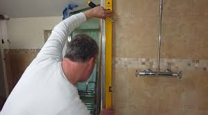 How To Install A Shower Door On A Bathtub Made To Measure Shower Door Survey Installation Service