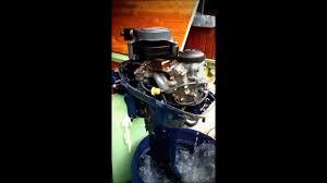 honda outboard 4 stroke 10 hp youtube