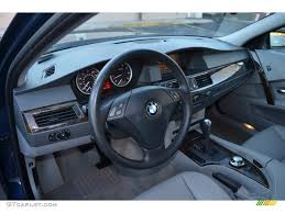 bmw 5 series dashboard 2004 bmw 5 series 530i sedan grey dashboard photo 74974600