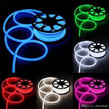 2018 100m rope led lights smd2835 120 led 110v 120v neon
