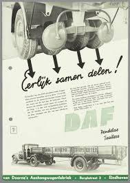 lexus onderdeel van toyota daf buses trucks cars army e a the netherlands i t m 1951