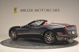 ferrari grill 2017 ferrari california t stock f1778b for sale near greenwich