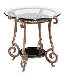 Glass Top Coffee Table With Metal Base Round Cocktail Table Base And Glass Top Bernhardt