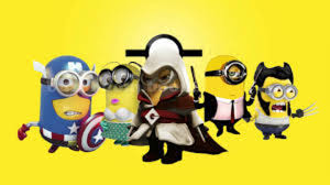 despicable k minions wallpaper funny lovely