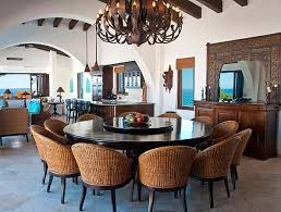 Lazy Susan Dining Room Table Cool Table With Lazy Susan Dining Room Images Ideas House