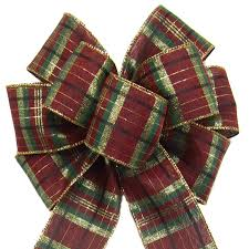 burgundy wired ribbon bows outdoor bows wreath bows burgundy bows