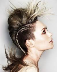 different types of mohawk braids hairstyles scouting for the 25 best mohawk styles ideas on pinterest womens mohawk