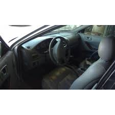 2001 mitsubishi galant parts car white with tan interior 6