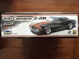 chip foose 1969 camaro revell 1 12 chip foose 1969 camaro big scale kit 85 2811