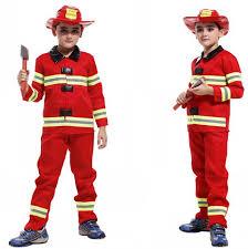 Fireman Halloween Costume Cheap Firefighter Kids Costume Aliexpress