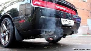 2013 dodge challenger rt aftermarket parts dodge challenger r t hemi 5 7 exhaust sound stock vs borla