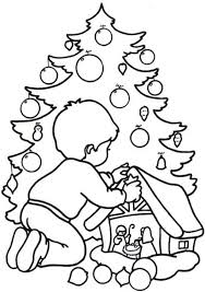 christmas printable coloring pages kid making craft christmas