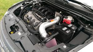 k u0026 n cold air intake taurus car club of america ford taurus forum
