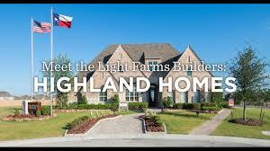 Light Farms Celina Meet The Light Farms Builders Highland Homes Youtube