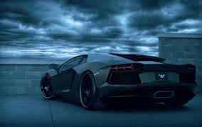 lamborghini sports cars free wallpapers cars black lamborghini aventador limited