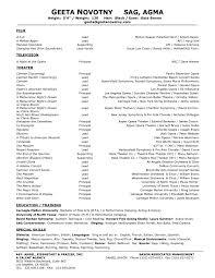 theatre resume theater resume template resumessscanbiteco theatre resume