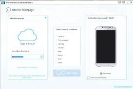 icloud sign in on android how to tansfer icloud data to android