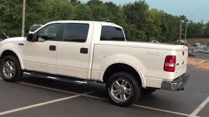 for sale 2007 ford f 150 lariat 1 owner stk p5713 lcford