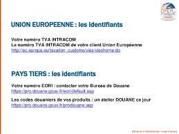 bureau de douane europa prodouane les douanes votre partenaire à l international