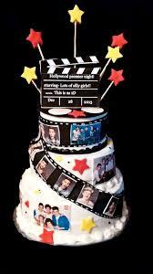 11 best cinema cakes images on pinterest cake recipes cinema