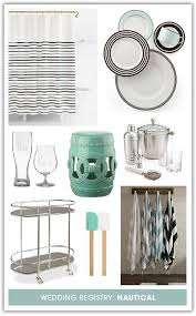 creative wedding registries give a gift get a gift with macy s wedding registry nautical