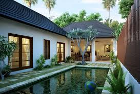 Tropical Home Decor Beautiful Modern Tropical Exterior House Design 2014 House