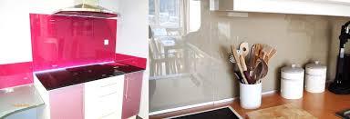crédences de cuisine en verre laqué sur mesures credence verre noir sur mesure frais verre credence cuisine crdence