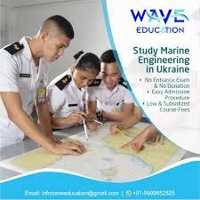 study marine engineering in ukraine no entrance exam u0026 no donation
