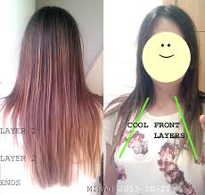 what are underneath layer in haircust 1a type experiences hairstyles haircuts layers bangs