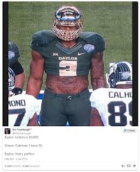 Shawn Meme - image 892007 shawn oakman tweets know your meme