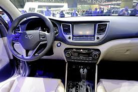 hyundai tucson 2015 interior new hyundai tucson packs 7 dct gearbox and 172hp turbo petrol