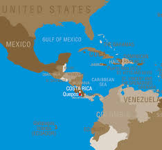 Central America And The Caribbean Map by Exciting Trips And Fantastic Adventures In Central America Kilroy