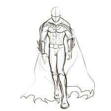 6 ways to draw batman wikihow