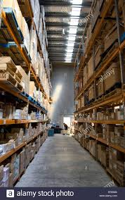 Warehouse Interior Large Warehouse Interior Online Distribution Port Hills Road